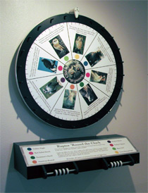 raptor-clock-exhibit